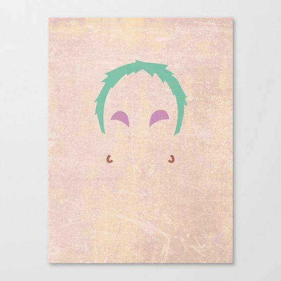 Minimalist Leeron Canvas Print