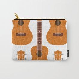 Ukulele pattern Carry-All Pouch