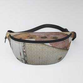 Unidimensional house Fanny Pack