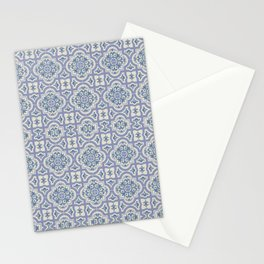 Moroccan Tiles Turkish Ceramic Oriental Art Moroccan Tiles Portuguese tiles Stationery Cards