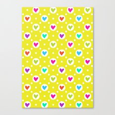 Hearty Canvas Print