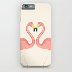Flamingo Love  Slim Case iPhone 6