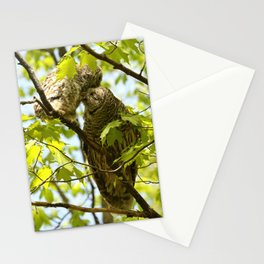 Born to be a mother Stationery Cards
