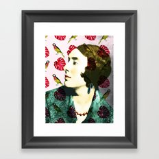 Vita Sackville Framed Art Print