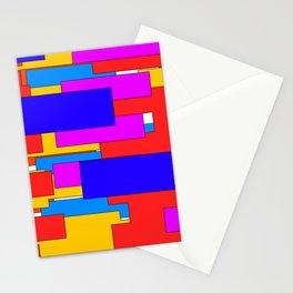 isolating Stationery Cards
