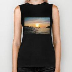 Sunset in Paradise Biker Tank