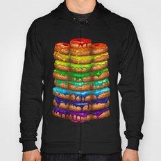 Donuts I 'Sweet Rainbow' Hoody