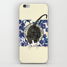 ASPCA® New York Cat Adoption Benefit Proposal iPhone & iPod Skin