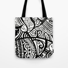 Abstractish 1  Tote Bag