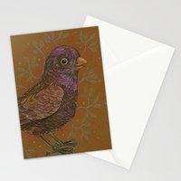 Vernal Harbinger Stationery Cards