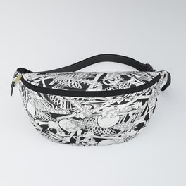 The Boneyard Fanny Pack