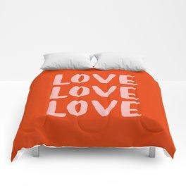 Love Love Love Comforters