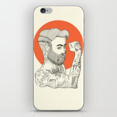 Son of a Sailor iPhone & iPod Skin