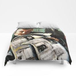 Damage Report Comforters
