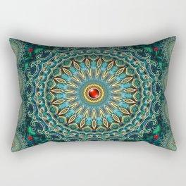Jewel of the Nile Rectangular Pillow