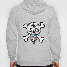 USA Soccer Team Sugar Skull style! Hoody