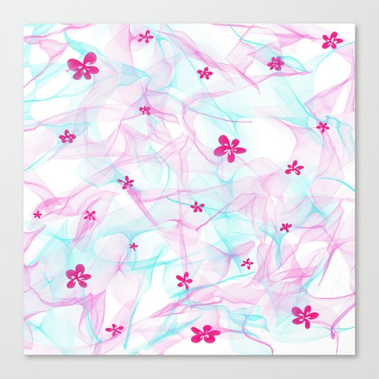 Summer soft Canvas Print