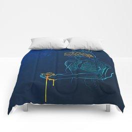 Gladiolus Comforters