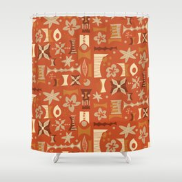 Mayon Shower Curtain