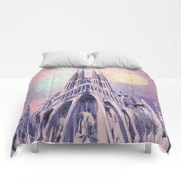 Barcelona Sagrada Familia Comforters