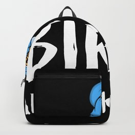Birdwatching is a haox | Funny Bird Gift Backpack