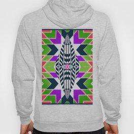 Fashion Icon Aztec Remix Pattern 3 Hoody