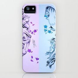 Baby Angels iPhone Case