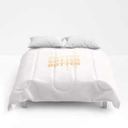 Butter Comforters
