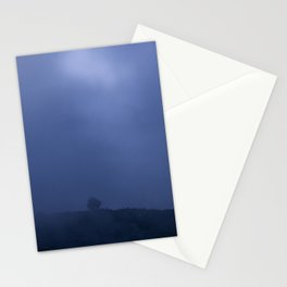 Nature photography. Roncesvalles Fog, Navarra. Spain Stationery Cards
