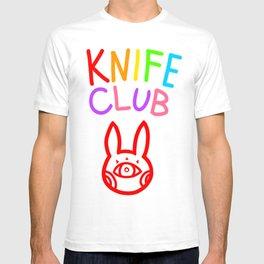 Knife club T-shirt