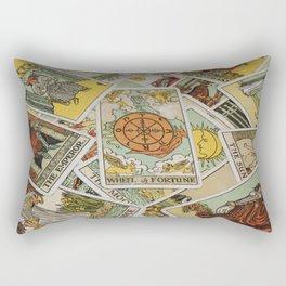 Tarot Cards Rectangular Pillow