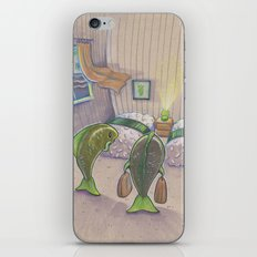 Sashimi Hotel iPhone & iPod Skin