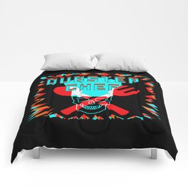 Dubstep Chef Comforters