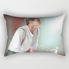 Jung Kook Rectangular Pillow
