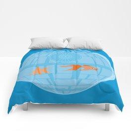 Empire Fish Bowl Comforters