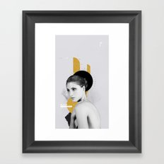 Synthesize 04 Framed Art Print