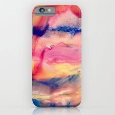 Unicorn Blood and Melted Popsicles iPhone 6s Slim Case