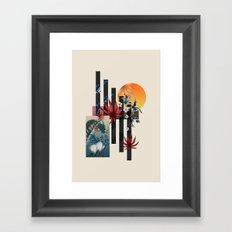 Hypernatural Framed Art Print