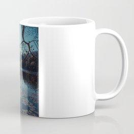 India - Blue lake Coffee Mug