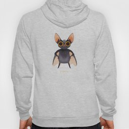 Brave little Bat Hoody