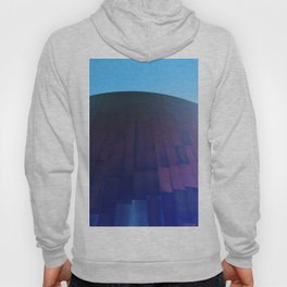 Wall Meets Sky Hoody