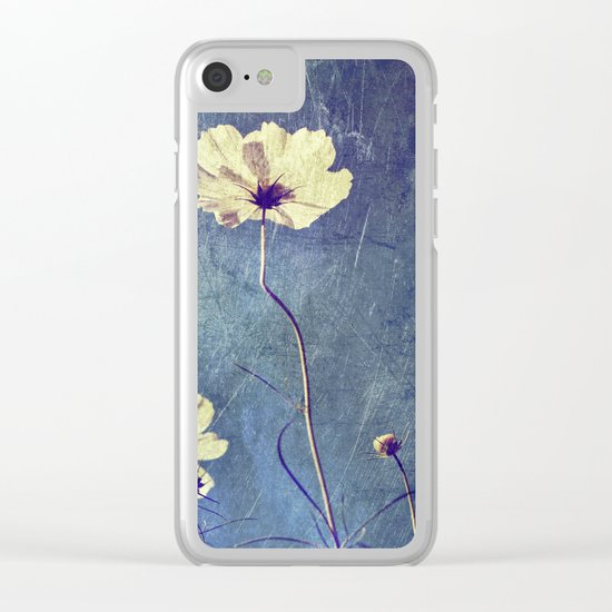 Autumnal Serenade Clear iPhone Case
