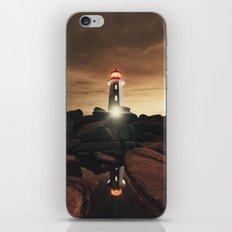Glow of the Street iPhone & iPod Skin