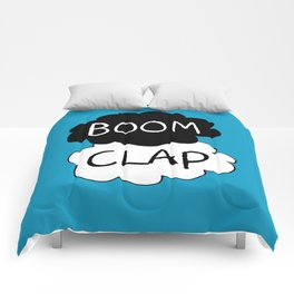 Boom Clap (the sound of my heart - TFIOS) Comforters