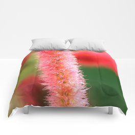 Tropical Flower Abstract I Comforters