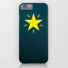Gold Star/ Blue iPhone 6s Slim Case