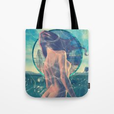 Drowned World Tote Bag