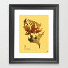 Folia Infinitus Framed Art Print