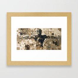 Armatus Incendia Framed Art Print