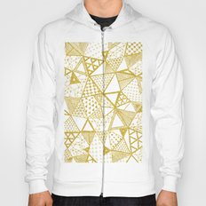 Golden Doodle triangles Hoody